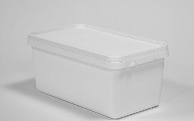 Feta packaging pails